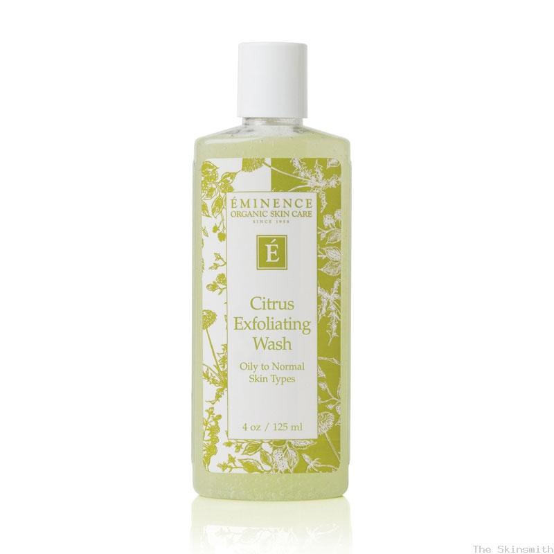 Citrus Exfoliating Wash EOS4205
