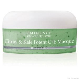 Citrus & Kale Potent C+E Masque EOS8301