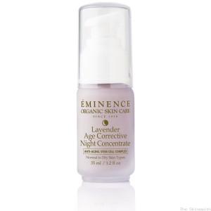 Lavender Age Corrective Night Concentrate EOS1277