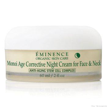 Eminence Organics Monoi Age Corrective Face & Neck Night Cream EOS2273
