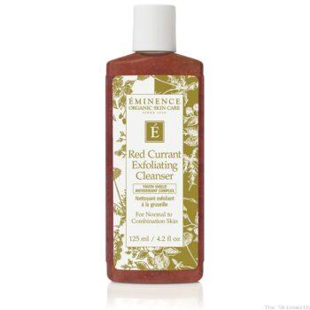 Eminence Organics Redcurrant Exfoliating Cleanser EOS4284