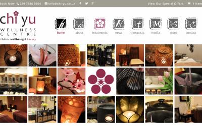 New Chi Yu Website Launch
