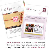 Chi Yu Gift Card Package