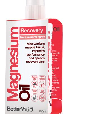 Magnesium Oil Recovery Spray Training and recovery aid