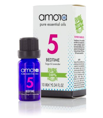 aroma pure essential oil bedtime 5