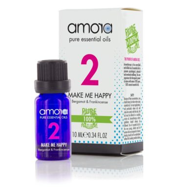 aroma pure essential oil make me happy 2