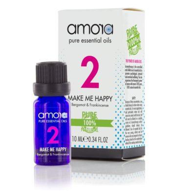 aroma pure essential oil make me happy 2