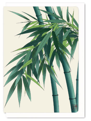 Ezen Greeting Card Bamboo 5060378041697 FLW_26