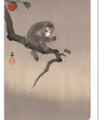 monkey-and-perssimon-fruit-ezen-greeting-card-5060378045978-anm_31