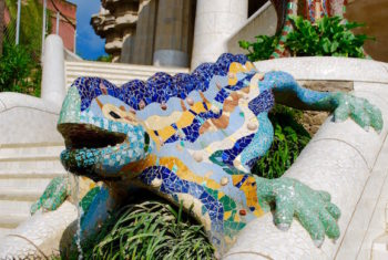 gaudi-dragon-photo