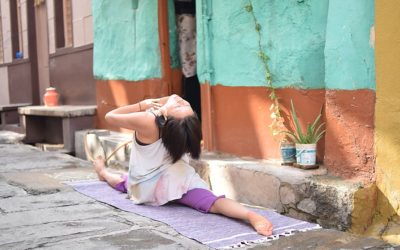 New Therapy: Yoga