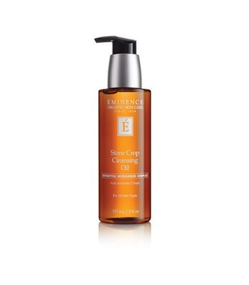 Eminence Organics stone crop cleansing oil EOS2325