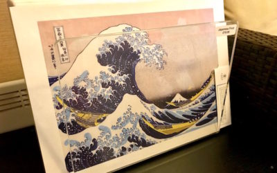 New Japanese Art Prints at Chi Yu