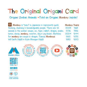 ORG07002-Origami-Monkey-Card4