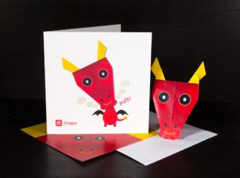 P1040900_Dragon origami zodiac animals_web