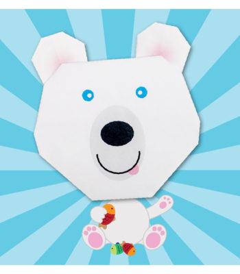 ORG07015 Origami Polar Bear_hr