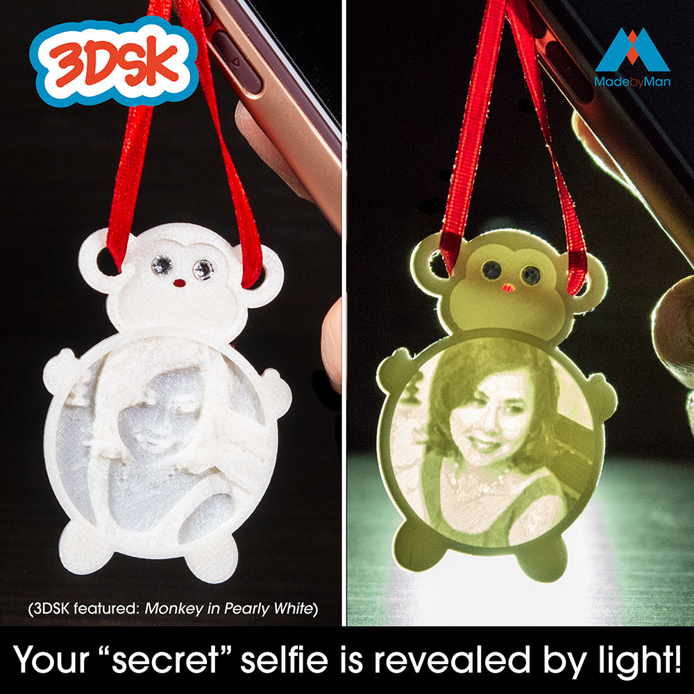 3DSK P1050924-Monkey Pearly White-reveal with light