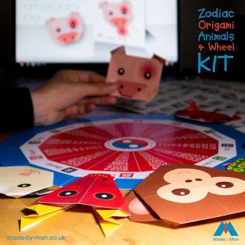 MbM Zodiac Origami Animals & Wheel Kit OPP01002-P1050998-square-web
