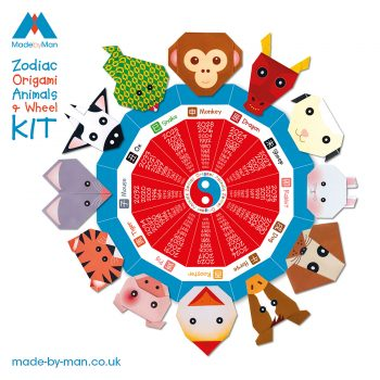 made-by-man-Zodiac-origami-Animals-and-Wheel-kit-picture