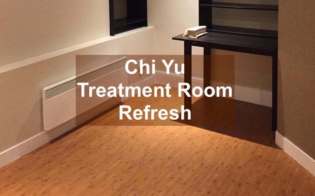 Chi Yu Bamboo room refresh