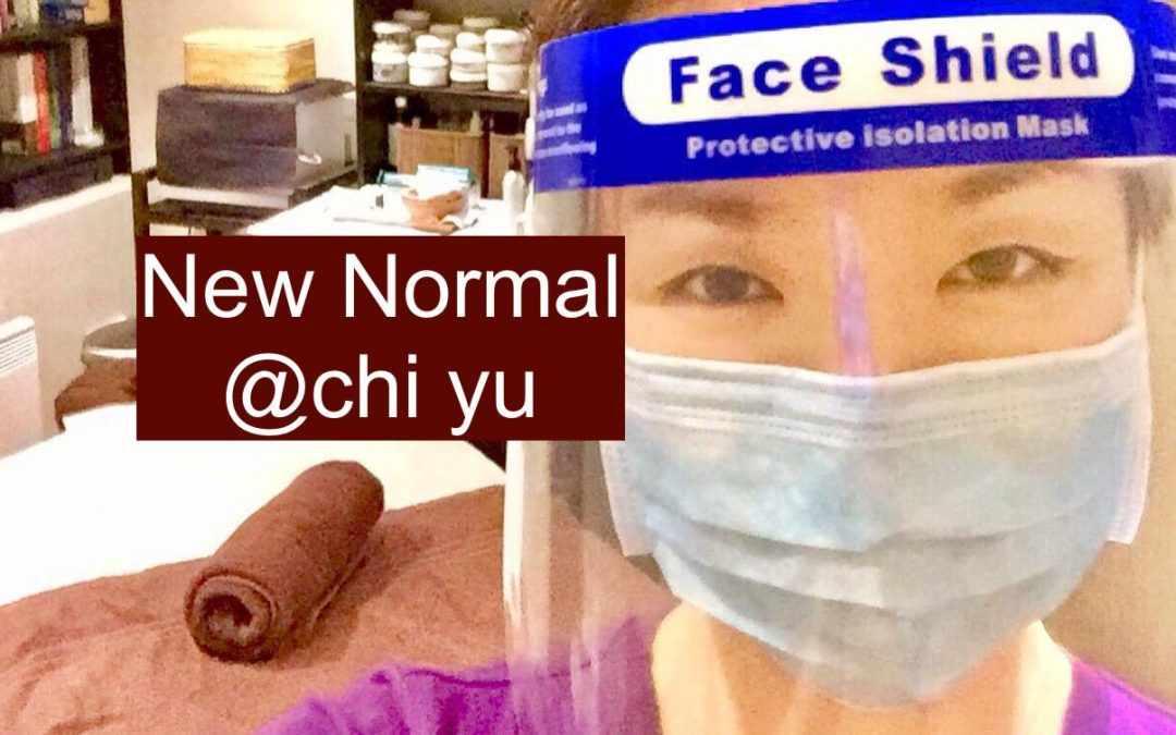 New Normal @chi yu