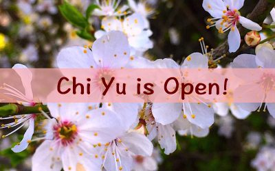 Chi Yu is Open!